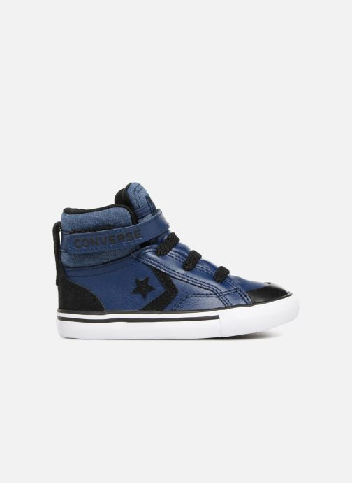 Trainers Converse Pro Blaze Strap Fall Mash Up Hi Blue back view