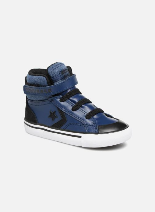 Sneakers Converse Pro Blaze Strap Fall Mash Up Hi Blauw detail