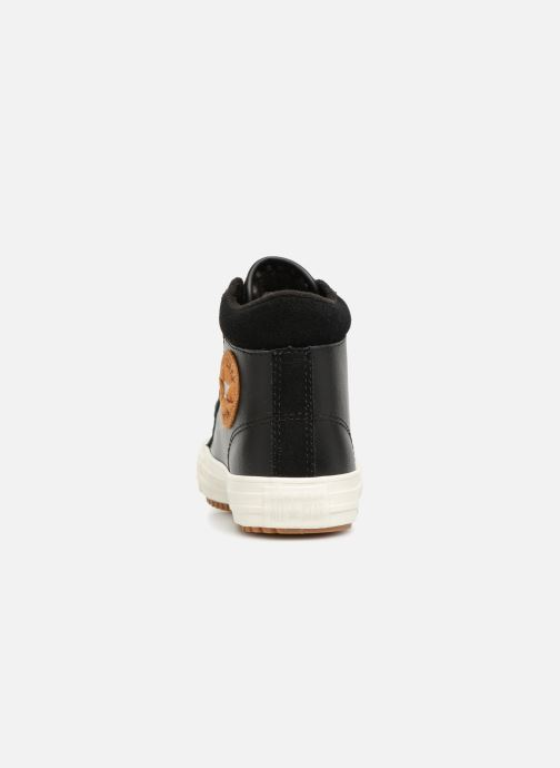 Sneakers Converse Chuck Taylor All Star PC Boot Sole Full of Gum Hi Zwart rechts