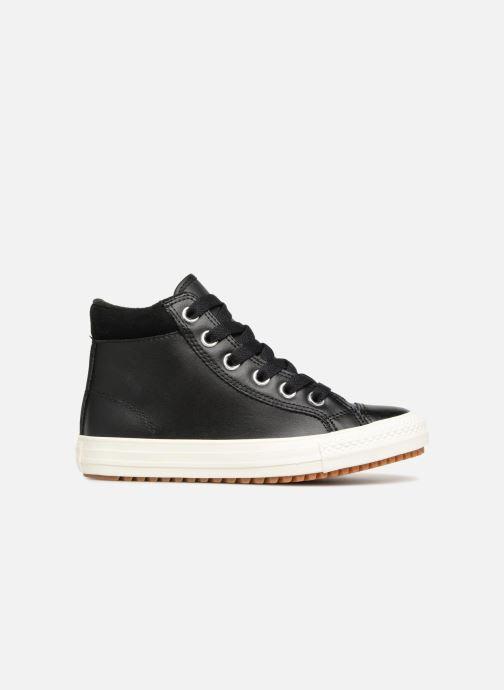 Sneakers Converse Chuck Taylor All Star PC Boot Sole Full of Gum Hi Zwart achterkant