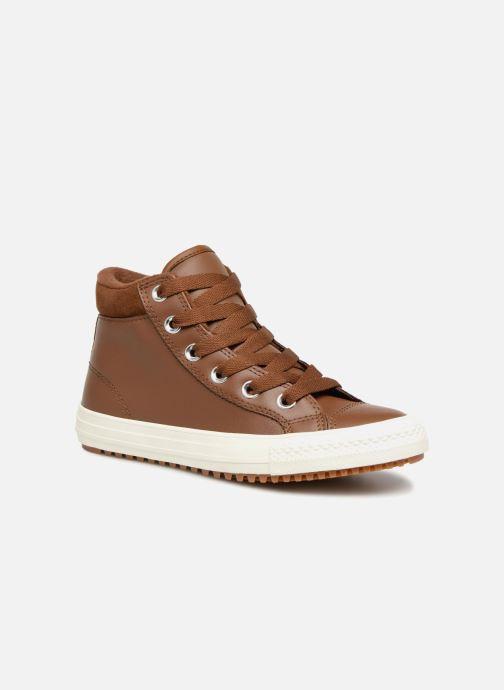 7e0e4d8e92f Converse Chuck Taylor All Star PC Boot Sole Full of Gum Hi (Brown ...