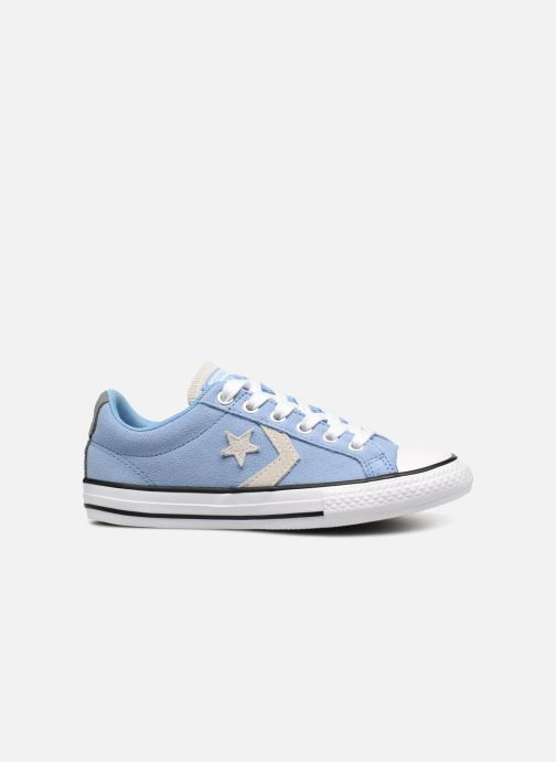 Deportivas Converse Star Player Athletic Suede Ox Azul vistra trasera