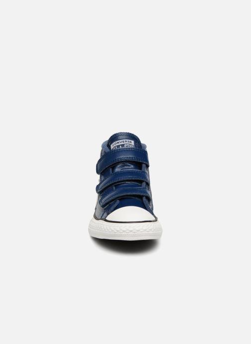 Sneakers Converse Star Player 3V Varsity Turf Mid Blauw model