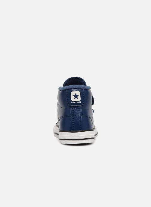 Sneakers Converse Star Player 3V Varsity Turf Mid Blauw rechts