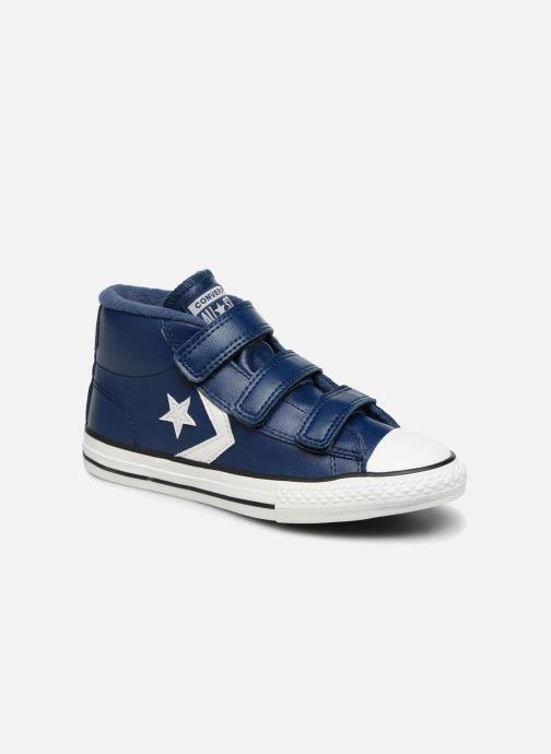 Sneaker Converse Star Player 3V Varsity Turf Mid blau detaillierte ansicht/modell