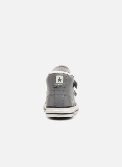 Sneakers Converse Star Player 3V Varsity Turf Mid Grijs rechts