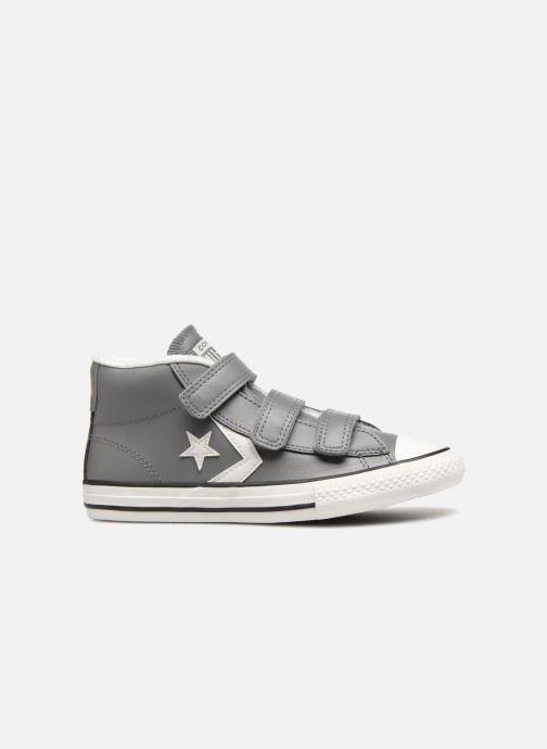 Sneakers Converse Star Player 3V Varsity Turf Mid Grijs achterkant