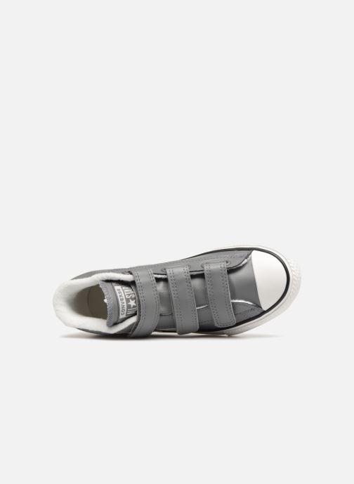 Sneakers Converse Star Player 3V Varsity Turf Mid Grijs links