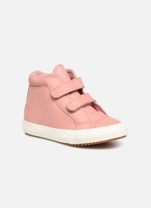 aee6d27a96350e Trainers Converse Chuck Taylor All Star 2V PC Boot Sole Full of Gum Hi Pink  detailed