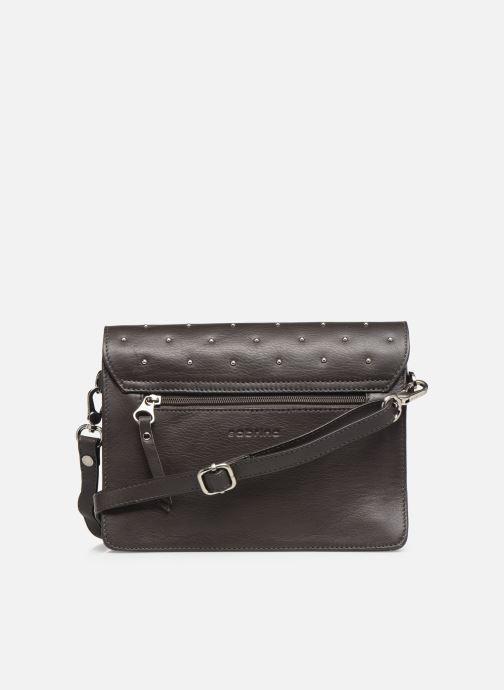 Handtaschen Sabrina Nina grau ansicht von vorne
