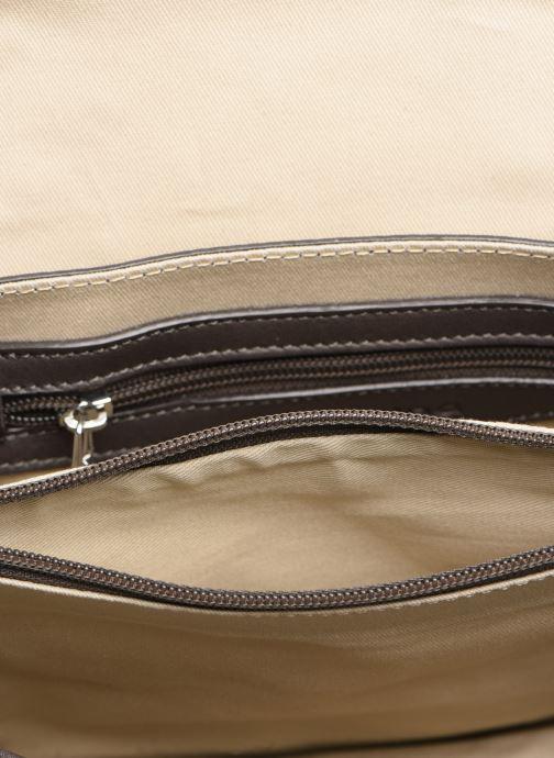 Handtassen Sabrina Nina Grijs achterkant