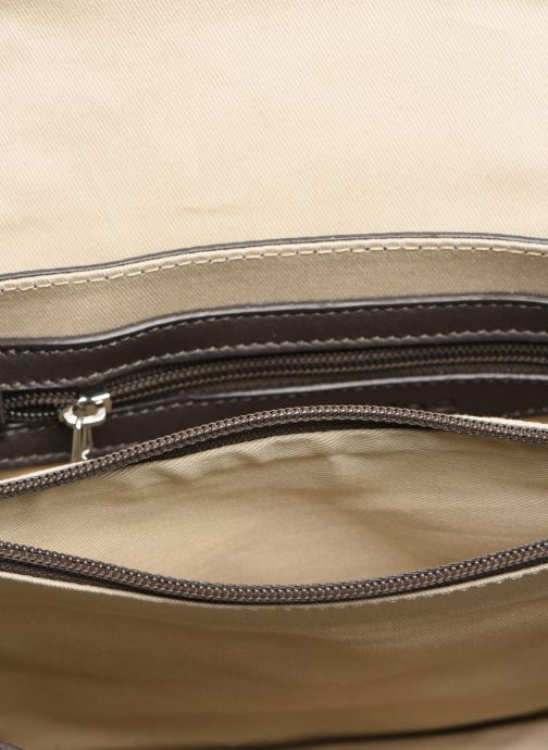 Handtaschen Sabrina Nina grau ansicht von hinten