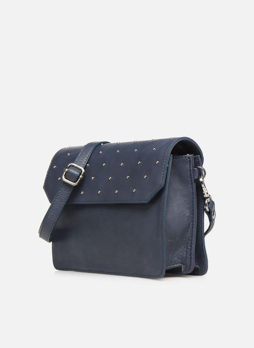 Handbags Sabrina Nina Blue model view