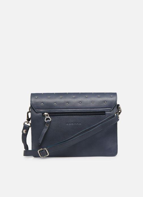 Handbags Sabrina Nina Blue front view