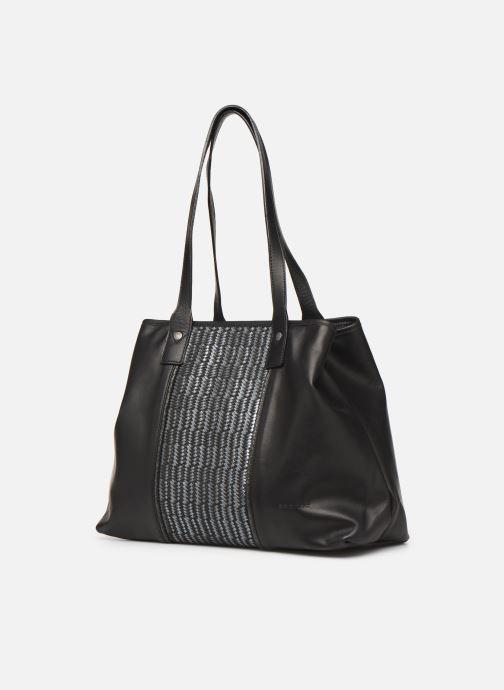 Handtassen Sabrina June Zwart model