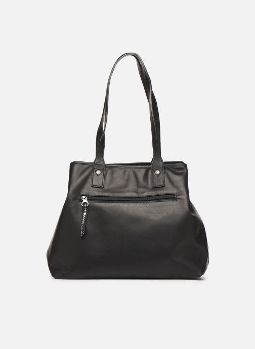 Handtassen Sabrina June Zwart voorkant