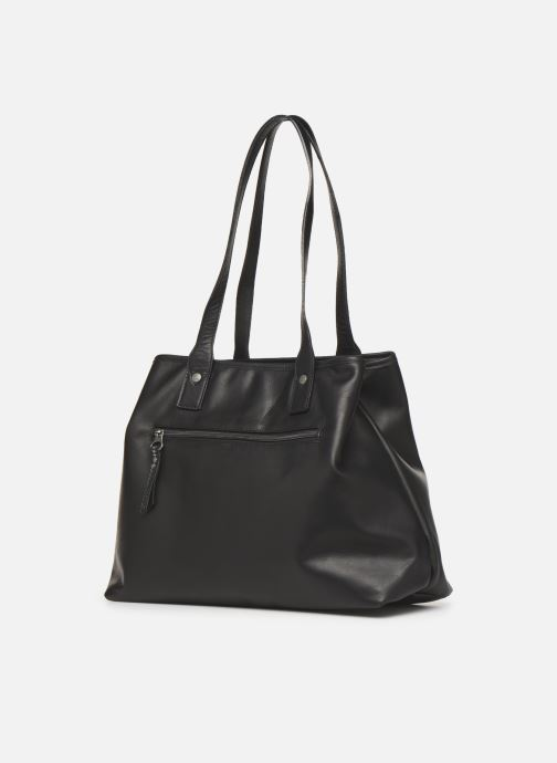 Handbags Sabrina June Black view from the right