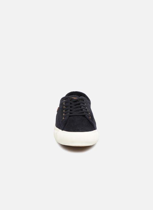 Baskets Faguo Birch02 Bleu vue portées chaussures
