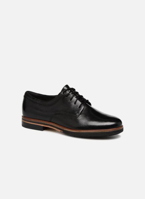 Con Chez Derby 343964 Cordones Sarenza Zapatos negro Frida Clarks qRxwz47W