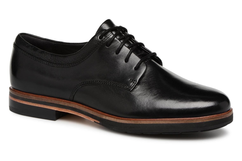 Nuevo zapatos Clarks Frida Derby (Negro) - Más Zapatos con cordones en Más - cómodo e36636