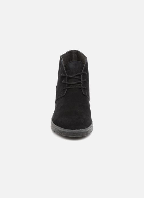 Bottines et boots Clarks Hazen Charm Noir vue portées chaussures