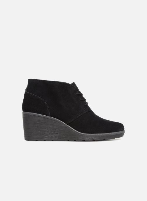 Bottines et boots Clarks Hazen Charm Noir vue derrière