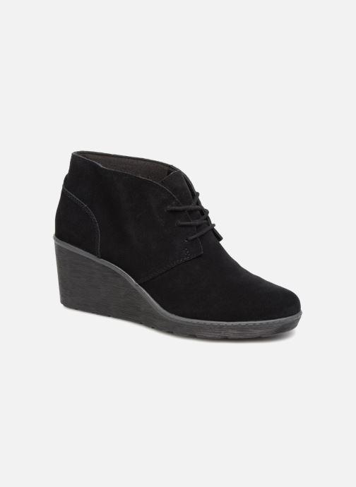Bottines et boots Clarks Hazen Charm Noir vue détail/paire