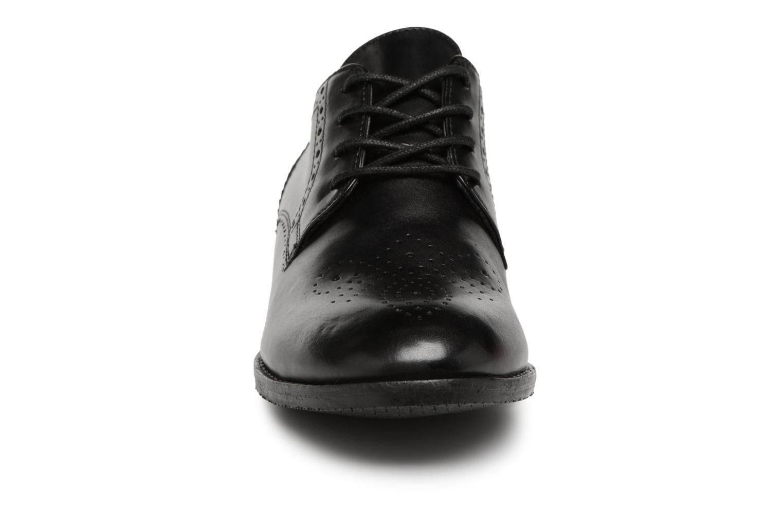 Rose Leather Black New Netley Clarks qULGSzMpV