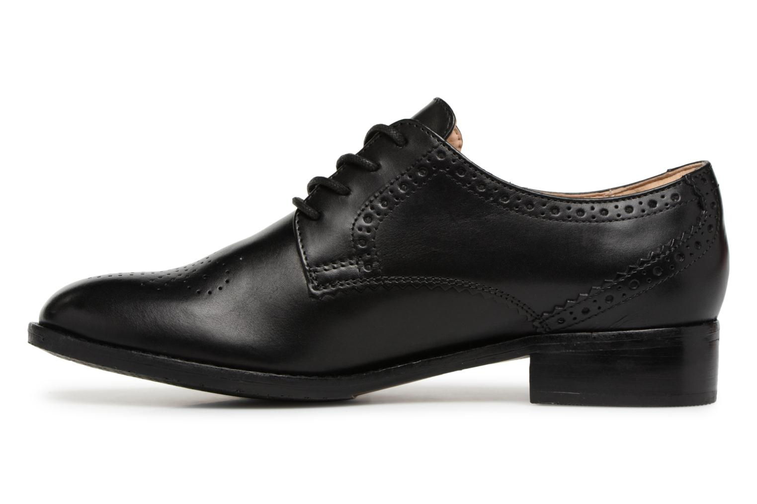 Rose Leather Black New Netley Clarks qULGSzMpV