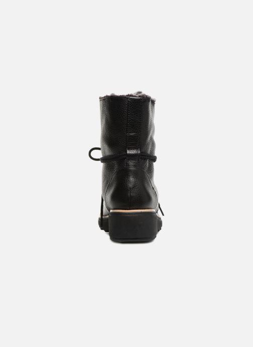 Bottines et boots Clarks Sharon Pearl Noir vue droite
