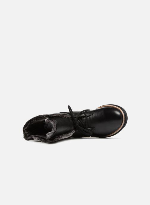 Bottines et boots Clarks Sharon Pearl Noir vue gauche