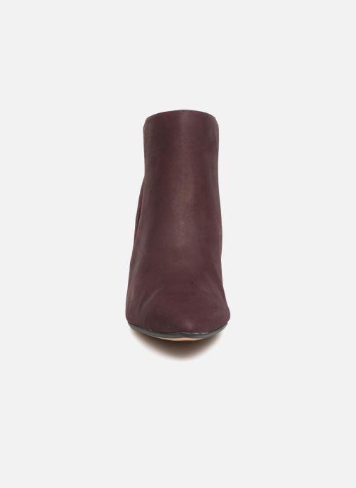 Boots en enkellaarsjes Clarks Laina Violet Paars model