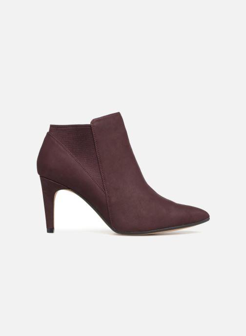 Boots en enkellaarsjes Clarks Laina Violet Paars achterkant