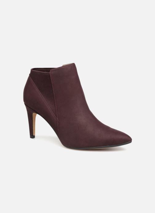 Boots en enkellaarsjes Clarks Laina Violet Paars detail