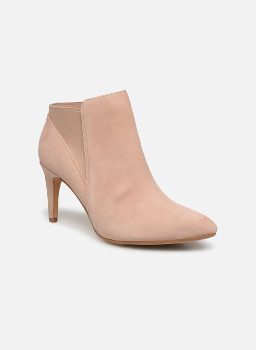Bottines et boots Clarks Laina Violet Rose vue détail/paire