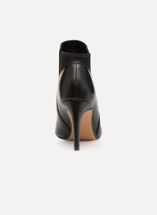 Bottines et boots Clarks Laina Violet Noir vue droite