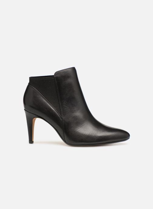 Bottines et boots Clarks Laina Violet Noir vue derrière