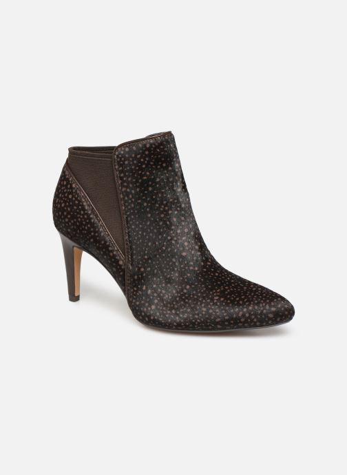 Boots en enkellaarsjes Clarks Laina Violet Bruin detail