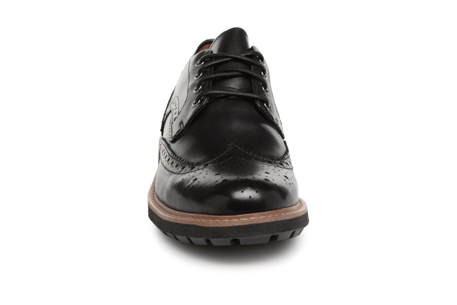 Black Leather Black Clarks Wing Batcombe Clarks Wing Batcombe SGUzMLqVp