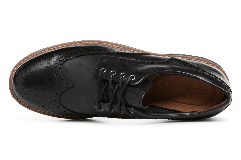 Clarks Batcombe Batcombe Black Wing Wing Clarks Leather BerCdxo