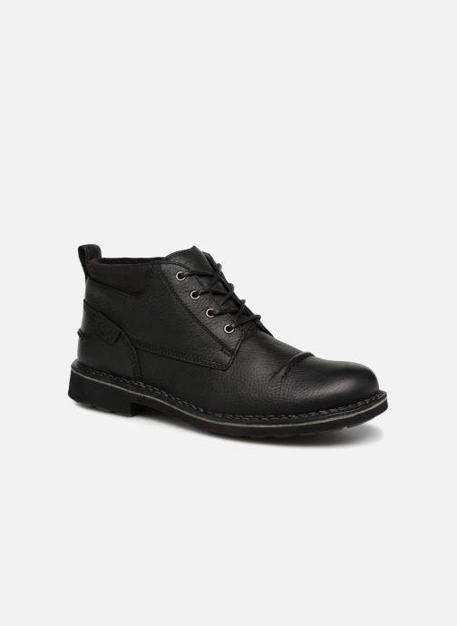 Bottines et boots Clarks Unstructured Lawes Top Noir vue détail/paire
