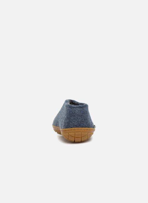 Glerups Porter Gomme Woman (Bleu) - Chaussons Chaussons Chaussons chez c4ecdc