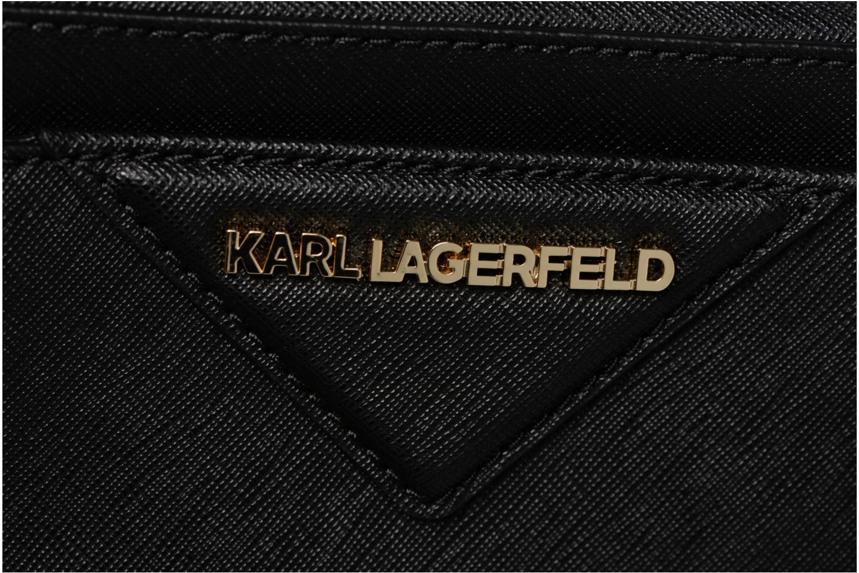 KARL Black Gold Caméra LAGERFELD Klassik Sac wwqYzOa