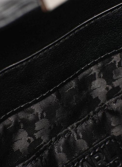 Sacs à main Karl Lagerfeld Kuilted Sac Bandoulière Noir vue derrière