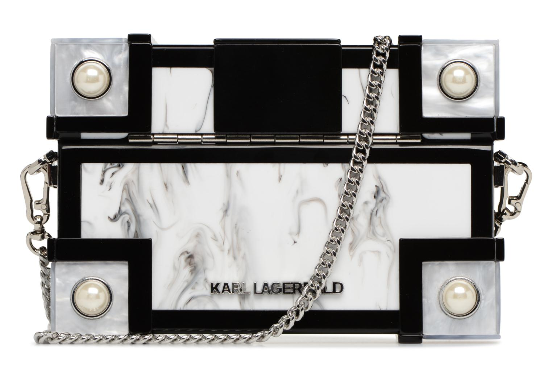 LAGERFELD Black Aux Minaudière Boite Tresors KARL dWBg4T1qnq
