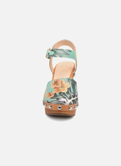 Sandales et nu-pieds Paul & Joe Sister ANDREA Vert vue portées chaussures