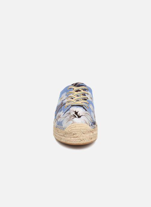 Espadrilles Paul & Joe Sister ANNA Bleu vue portées chaussures
