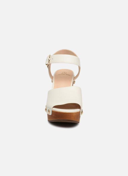 Sandales et nu-pieds Paul & Joe Sister JEANNINE Blanc vue portées chaussures