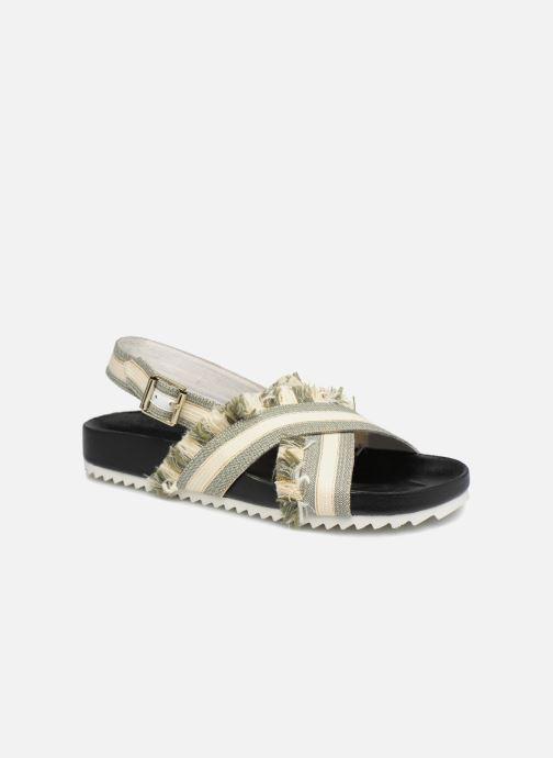 Sandales et nu-pieds Paul & Joe Sister SUZON Gris vue détail/paire