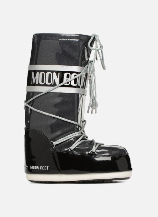 Stiefel Moon Boot STARRY schwarz ansicht von hinten